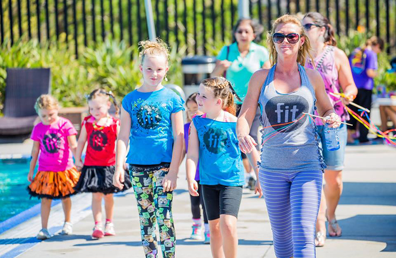 Fit Kids Day