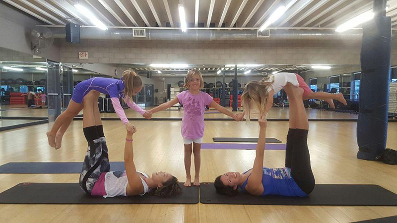 Fit Kids Yoga